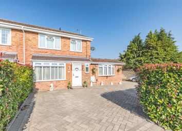 Burcot Gardens, Maidenhead SL6. 3 bed semi-detached house