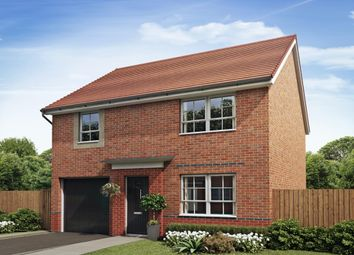"Thumbnail 4 bed detached house for sale in ""Windermere"" at Barmston Road, Washington"