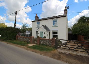 Thumbnail 3 bedroom detached house for sale in Hill Pound, Swanmore