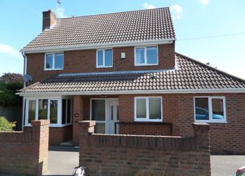 Thumbnail 4 bed detached house to rent in Radstock Road, Southampton