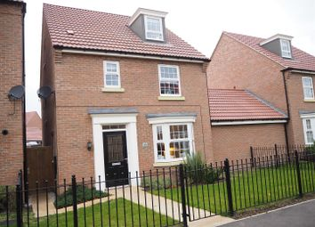Thumbnail 4 bed detached house for sale in Restfil Way, Newark