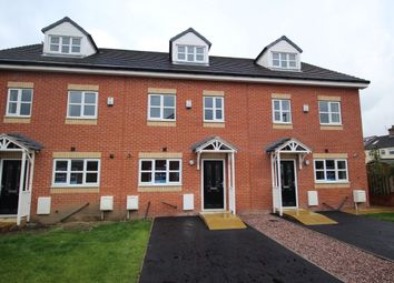 Thumbnail 3 bed terraced house for sale in Salutation Gardens, High Green, Sheffield