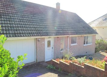 Thumbnail 4 bed detached bungalow for sale in Abbey Vale, St. Bees, Cumbria