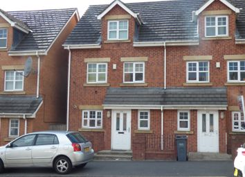 Thumbnail 3 bedroom semi-detached house to rent in Waterloo Road, Manchester