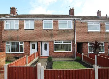 Thumbnail 3 bed terraced house to rent in Cumberland Crescent, Haydock, St. Helens