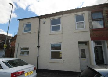 Thumbnail 4 bed end terrace house to rent in Grant Road, Wellingborough, Northamptonshire