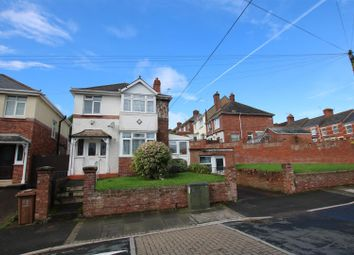 Thumbnail 3 bed detached house for sale in Wardrew Road, St. Thomas, Exeter