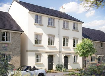 """Thumbnail 3 bed town house for sale in """"The Winchcombe"""" at Cleveland Drive, Brockworth, Gloucester"""