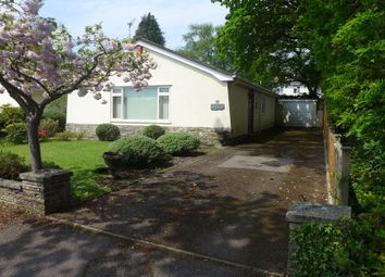 Thumbnail 3 bed detached bungalow for sale in Bramley Road, Ferndown