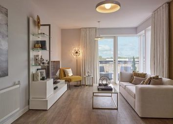 Thumbnail 1 bed flat for sale in Base At Newhall, London Road, Harlow, Essex