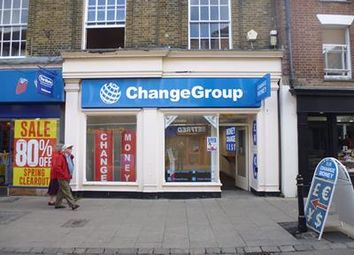 Thumbnail Retail premises to let in 16/17 High Street, Canterbury, Kent