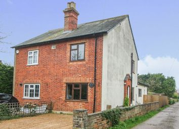 Thumbnail 2 bed semi-detached house for sale in Bix Lane, Maidenhead