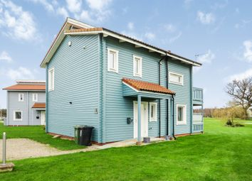 Thumbnail 3 bed detached house for sale in Fairway Lakes, Caldecott Hall, Great Yarmouth