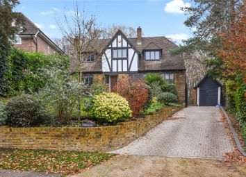 Thumbnail 4 bed detached house to rent in Oakglade, Northwood, Middlesex