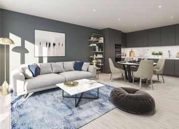 Thumbnail 2 bed flat for sale in Dash Hoxton, 1-64 St Leonard's Court
