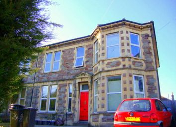 Thumbnail 2 bed flat to rent in Cromwell Road, St Andrews, Bristol