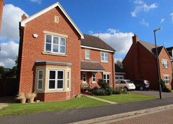 Thumbnail 4 bed detached house for sale in Sefton Way, Duffield, Belper