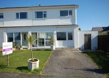 3 bed semi-detached house for sale in Sandy Hill Park, Saundersfoot SA69
