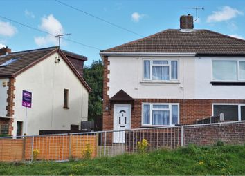 Thumbnail 2 bed semi-detached house for sale in Mill Lane, Chatham