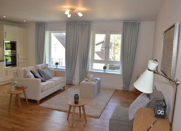Thumbnail 2 bed flat for sale in Abbey Hill, Netley Abbey, Southampton
