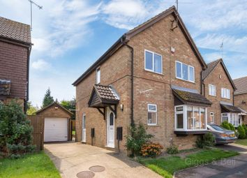 Thumbnail 4 bed detached house for sale in Fieldfare Green, Luton