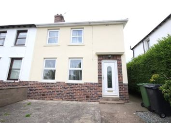 Thumbnail 3 bed semi-detached house for sale in 2 The Crescent, Cummersdale, Carlisle, Cumbria
