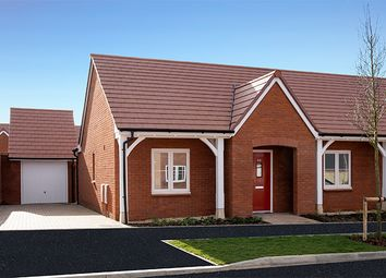 """Thumbnail 2 bed property for sale in """"The Highworth"""" at William Morris Way, Tadpole Garden Village, Swindon"""