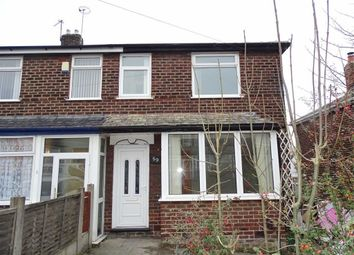 Thumbnail 2 bed semi-detached house to rent in Chudleigh Road, Crumpsall, Manchester