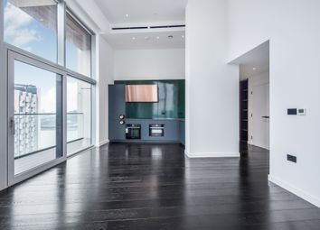 Thumbnail 2 bed flat for sale in Upper Riverside, Greenwich Peninsula SE10, London,