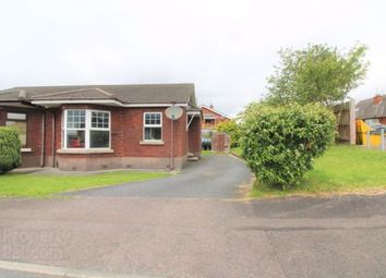 Thumbnail 2 bed semi-detached house to rent in Ballylenaghan Heights, Belfast