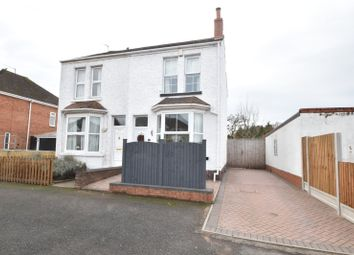 Thumbnail 2 bed semi-detached house for sale in Field Road, Worcester, Worcestershire