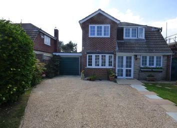 Thumbnail 4 bed detached house for sale in Fernhurst Close, Hayling Island