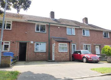 Thumbnail 3 bed terraced house for sale in Cunningham Road, Norwich