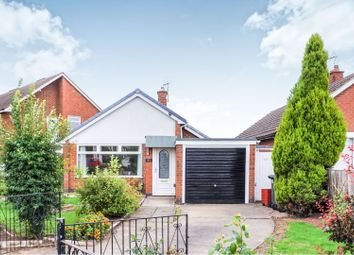 Thumbnail 2 bed detached bungalow for sale in Cherrywood Gardens, Mapperley/Thorneywood Border