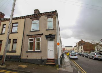 Thumbnail 3 bed end terrace house for sale in Mayer Street, Northwood, Stoke-On-Trent