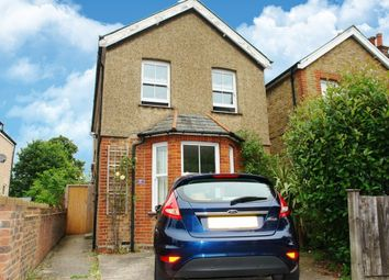 Thumbnail 2 bed detached house for sale in Thornhill Road, Surbiton, Tolworth