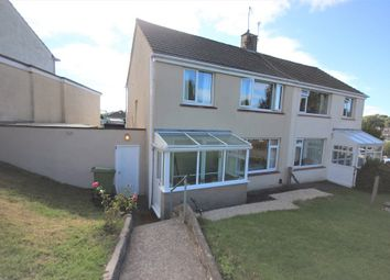 3 bed semi-detached house for sale in Rosemary Avenue, Newton Abbot TQ12