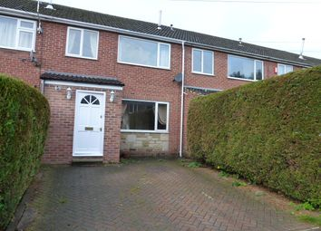 Thumbnail 3 bed terraced house to rent in Long Meadows, Ripon