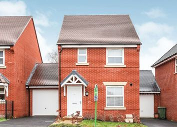 Thumbnail 3 bed detached house for sale in Lords Way, Andover