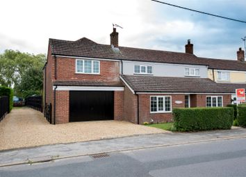Thumbnail 5 bed terraced house for sale in Main Road, New Bolingbroke, Boston