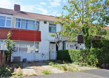 Thumbnail 3 bed terraced house for sale in St. Michaels Grove, Fareham