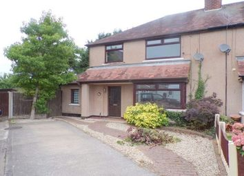 Thumbnail 3 bed semi-detached house to rent in Reeds Avenue West, Moreton, Wirral