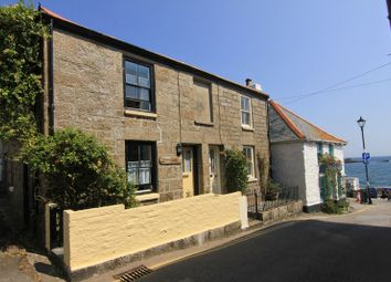 Thumbnail 3 bed semi-detached house for sale in Quay Street, Mousehole, Cornwall