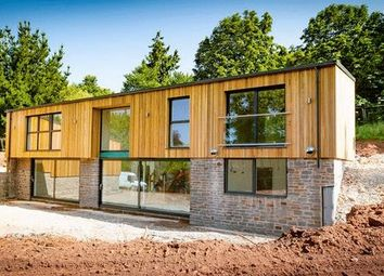 Thumbnail 4 bed detached house for sale in Exeter Road, Crediton
