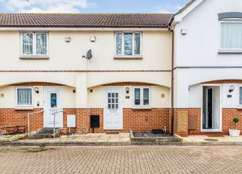 Thumbnail 2 bed terraced house for sale in Captains Close, Gosport