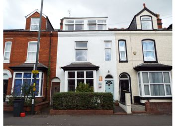 Thumbnail 5 bedroom terraced house for sale in Addison Road, Birmingham