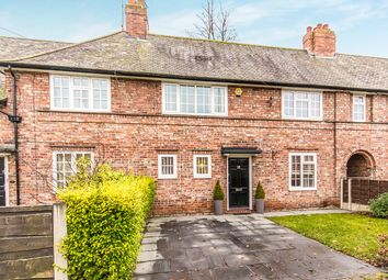 Thumbnail 3 bed terraced house to rent in Highfield Estate, Wilmslow