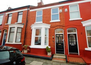 Thumbnail 3 bed property for sale in Lisburn Road, Aigburth, Liverpool