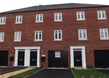Thumbnail 3 bed town house to rent in Buttermere Crescent, Doncaster