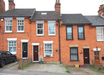 Thumbnail 2 bedroom terraced house to rent in Weald Road, Brentwood